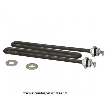 RESISTANCE TUB DISHWASHER ELETTROBAR 1000/1200W 350F-350FD - 350R - 350RD - 400F - 400FD - 400R - 400RD