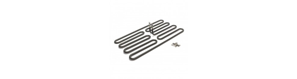 Heating elements for cooking appliances